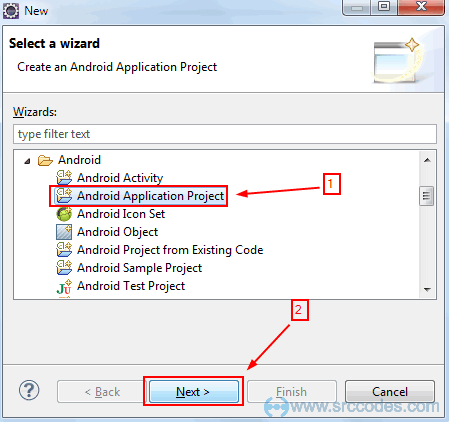 Android Application Project