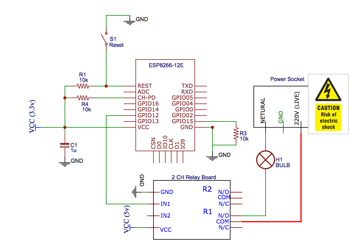 Home Automation Internet Of Things Mqtt Mq Telemetry Transport Relay Board Diagram Circuit