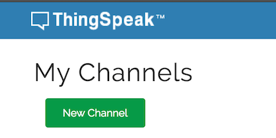 Channels - My Channels - New Channel