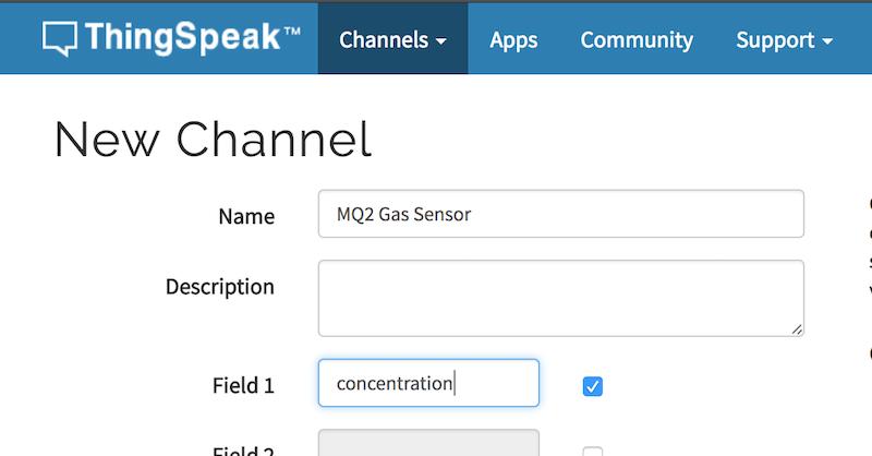 Enter details - Save Channel